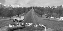 Business Zone in Novska